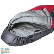 Спальный мешок Ferrino Yukon Pro SQ/+3°C Red/Grey (Right) фото