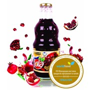 Гранатовый сок натуральный фото