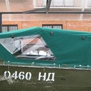 Тент на лодку фото