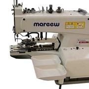 Пуговичная машина промышленная фото