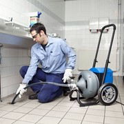 Механическая прочистка канализации фото