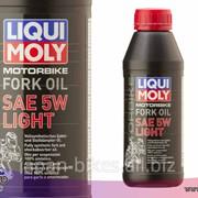 Техническая Жидкость Racing Fork Oil 5W Light фото