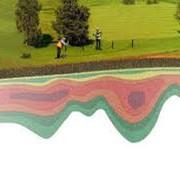 Геофизические исследования на суше фото