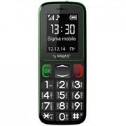 Мобильный телефон Sigma Comfort 50 mini3 Black Green (6907798337322) фото