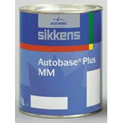 Автоэмаль SIKKENS AUTOBASE PLUS Базовый компонент MM Q325 1л фото