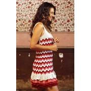 Вязаные платья фото