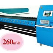 Широкоформатный сольвентный принтер, шириной 5метр фото