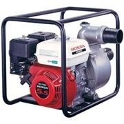 Бензиновая мотопомпа для чистой воды Honda WB30XTD RXOH фото