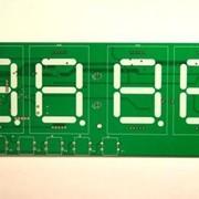 Часы-календарь фото