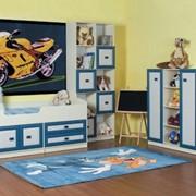 Мебель для детской комнаты. Детская «Твинс» 1 фото