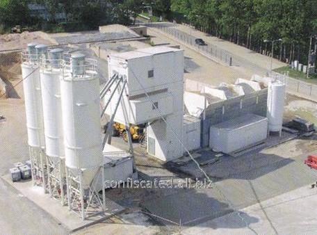 Бетон завод либхер наполнитель для мытого бетона купить