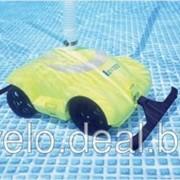 Автоматический вакуумный пылесос для бассейнов Intex 28001 (58948) фото