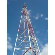 Мачты для операторов мобильной связи фото