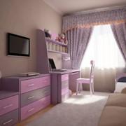 Мебель для детских комнат, вариант 8. Мебель детская в ассортименте фото
