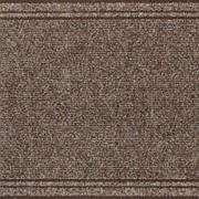 Ковролин Ideal Kortriek 7058 коричневый 1 м рулон фото