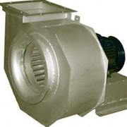 Вентилятор центробежный дутьевой ВДН-15 с электродвигателем ДАЗО4-400ХК-4 фото