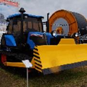 Трактор гусеничный Агромаш 90ТГ фото