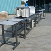 Термоусадочная линия для упаковки погонажа Т-550 фото