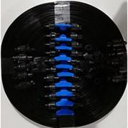 """Набор капельного полива, """"Капель 10кр"""", шаг 10см, для ПНД трубы (100м ленты+10 кранов для ПНД трубы+10 заглушек) фото"""