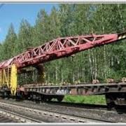 Ремонт железнодорожных кранов фото
