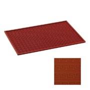 Рельефный коврик из силикона - греческий рельеф фото