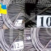 Сантехнический трос 4, 6, 8, 10, 12, 14, 16, 18, 20 мм. фото