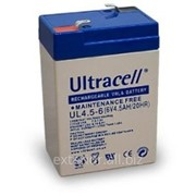 Аккумулятор Ultracell UL4.5 - 12V фото