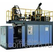 Автоматический выдувной экструдер QCM-100-120L фото