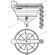 Тракт подачи и моечный комплекс - Отстойник-сгуститель вертикальный Ш1-ПОС-3 фото