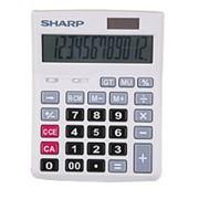 Калькулятор SHARP CH-M12 (12 разрядный) настольный фото