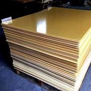 Стеклотекстолит лист КАСТ-В, s:1,5мм, L:W:1400х900мм (И) фото
