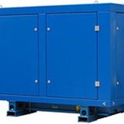 Трехфазный дизельный генератор АД-30С-Т400-1РМ13, 30кВт, под капотом фото