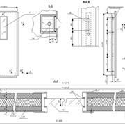 Разработка КД двери рентгенозащитной фото
