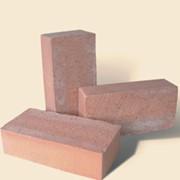 Кирпич керамический лицевой полнотелый одинарный КЛО М250 фото