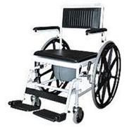 Noname Кресло-коляска инвалидная с санитарным оснащением 5019W24 арт. 12284 фото