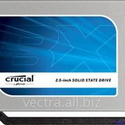 "Micron SSD 2,5"" Crucial BX100 120GB (CT120BX100SSD1) фото"