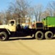 Агрегат ремонтно-буровой АРБ 100 фото