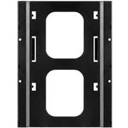 Салазки-переходник 2.5 в 3.5 кронштейн для корпуса ПК, HD-2T3P-NF фото