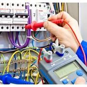 Электрические измерения электросети фото
