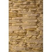 Декоративный гипсовый камень Rockwell желтый 0,38кв.м фото