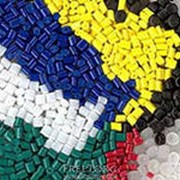 Переработка отходов вторичных полимеров пластмасс. фото