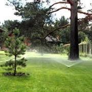 Проектирование систем автоматического полива газонов, Проектирование систем полива для сада фото