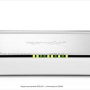Модем однопортовый ADSL2/2+ с молниезащитой D820B фото