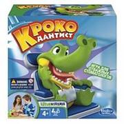 HASBRO GAMES Крокодильчик Дантист,4+ (B0408121) фото