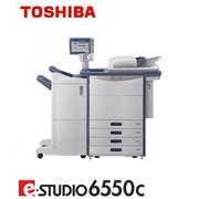 Принтер Toshiba e-studio 6550C, полноцветное МФУ фото