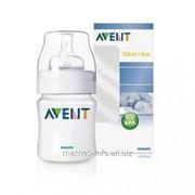 Бутылочка для кормления AventPhilips 150 мл 1шт Полипропилен SCF251/00 фото