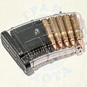 Магазин ВПО-136 (Mag SGA762) 40-10/Tr (прозрачный) фото