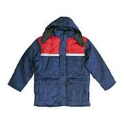 Куртка зимняя смесовая ткань (3 класс теплозащиты) р. 48-50/182-188 фото