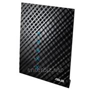 Беспроводной роутер Asus RT-N14U 802.11n 300Mbps + 4*Lan 100Mbps + USB print or 3G/4G, код 48527 фото