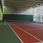 Обслуживание и ремонт теннисных кортов фото